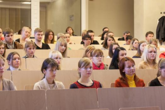 Letonya'da master