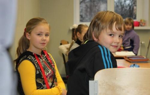 Letonya'da ilkokul